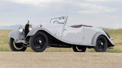 1928 Bugatti Type 44 cabriolet - UK version 3