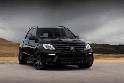 2013 Mercedes-Benz ML 63 AMG Inferno by TopCar 1
