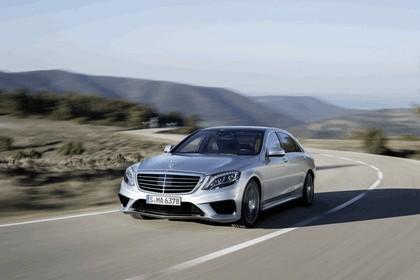 2014 Mercedes-Benz S63 ( W222 ) AMG 4Matic 1
