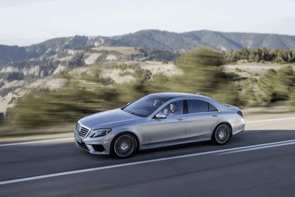 2014 Mercedes-Benz S63 ( W222 ) AMG 4Matic 2