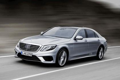 2014 Mercedes-Benz S63 ( W222 ) AMG 4Matic 4