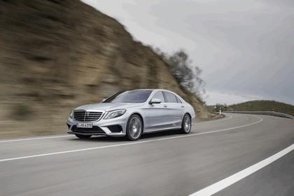 2014 Mercedes-Benz S63 ( W222 ) AMG 4Matic 5