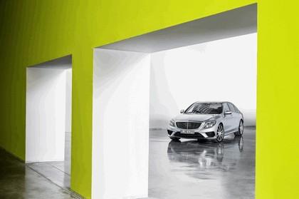 2014 Mercedes-Benz S63 ( W222 ) AMG 4Matic 6