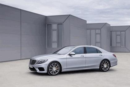 2014 Mercedes-Benz S63 ( W222 ) AMG 4Matic 7