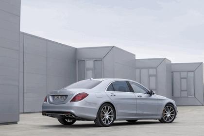2014 Mercedes-Benz S63 ( W222 ) AMG 4Matic 9