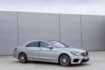 2014 Mercedes-Benz S63 ( W222 ) AMG 4Matic 11