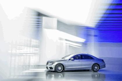 2014 Mercedes-Benz S63 ( W222 ) AMG 4Matic 12
