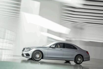 2014 Mercedes-Benz S63 ( W222 ) AMG 4Matic 15