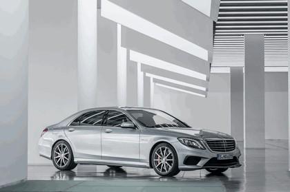 2014 Mercedes-Benz S63 ( W222 ) AMG 4Matic 16