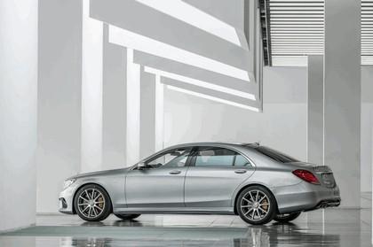 2014 Mercedes-Benz S63 ( W222 ) AMG 4Matic 18