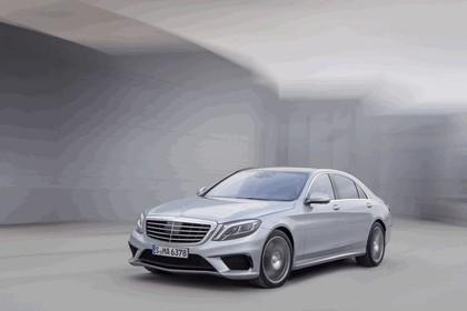 2014 Mercedes-Benz S63 ( W222 ) AMG 4Matic 21