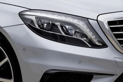 2014 Mercedes-Benz S63 ( W222 ) AMG 4Matic 23