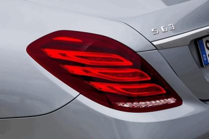 2014 Mercedes-Benz S63 ( W222 ) AMG 4Matic 28