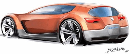2007 Dodge ZEO concept 1