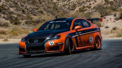 2013 Lexus IS-F CCS-R - Pikes Peak Hill Climb 1