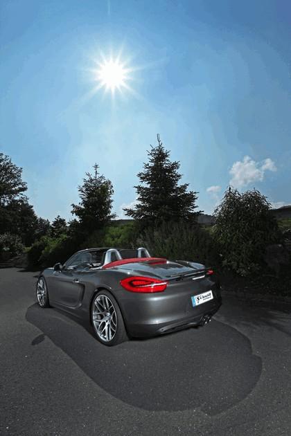 2013 Porsche Boxster ( 981 ) by Schmidt Revolution 9