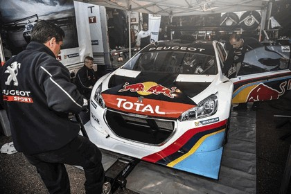 2013 Peugeot 208 T16 Pikes Peak - practice and race 13