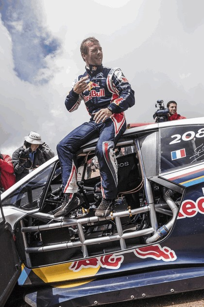 2013 Peugeot 208 T16 Pikes Peak - practice and race 16