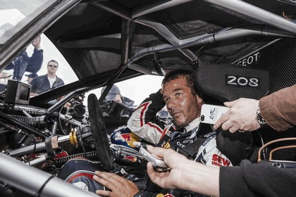 2013 Peugeot 208 T16 Pikes Peak - practice and race 18