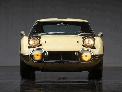 1967 Toyota 2000GT ( MF10 ) - USA version 7