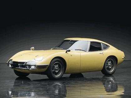 1967 Toyota 2000GT ( MF10 ) - USA version 8