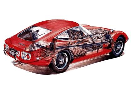 1967 Toyota 2000GT ( MF10 ) - USA version 25