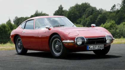 1967 Toyota 2000GT ( MF10 ) - USA version 3