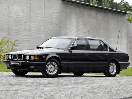 1987 BMW 750iL ( E32 ) Security 3