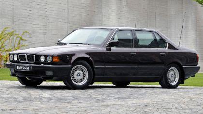 1987 BMW 750iL ( E32 ) Security 4