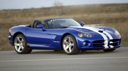 2007 Hennessey Venom 650R ( based on Dodge Viper SRT10 ) 3