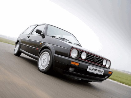 1989 Volkswagen Golf ( II ) GTI - UK version 1