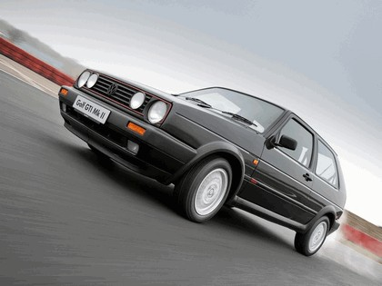 1989 Volkswagen Golf ( II ) GTI - UK version 2