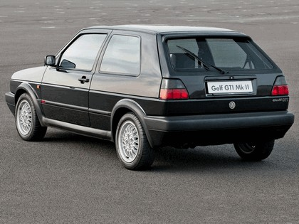 1989 Volkswagen Golf ( II ) GTI - UK version 5