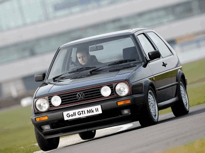 1989 Volkswagen Golf ( II ) GTI - UK version 9