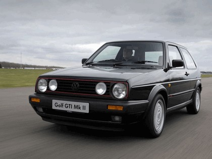 1989 Volkswagen Golf ( II ) GTI - UK version 11