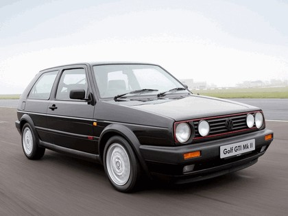 1989 Volkswagen Golf ( II ) GTI - UK version 13
