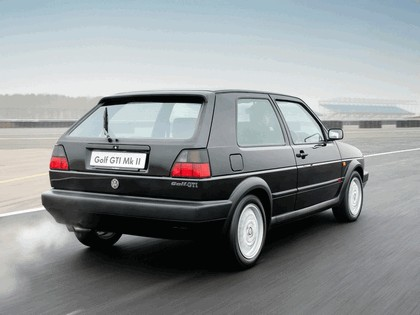1989 Volkswagen Golf ( II ) GTI - UK version 14