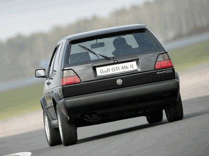 1989 Volkswagen Golf ( II ) GTI - UK version 15