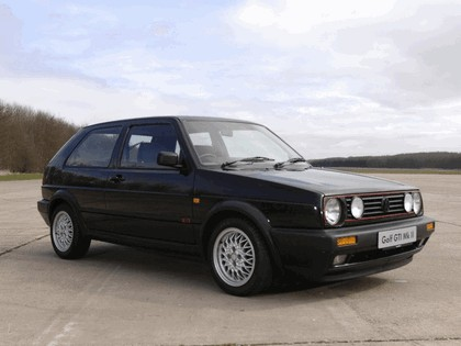 1989 Volkswagen Golf ( II ) GTI - UK version 17