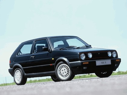 1989 Volkswagen Golf ( II ) GTI - UK version 18