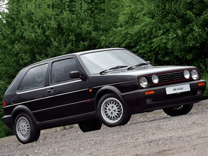 1989 Volkswagen Golf ( II ) GTI - UK version 19