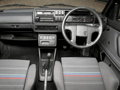 1989 Volkswagen Golf ( II ) GTI - UK version 23