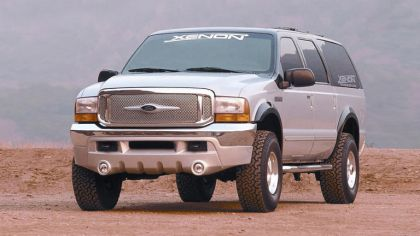 1999 Ford Excursion by Xenon 9