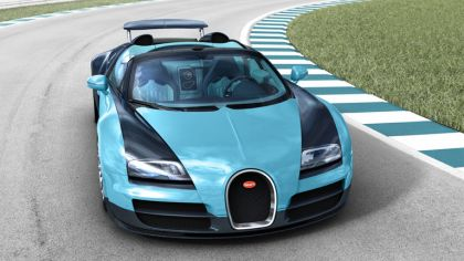 2013 Bugatti Veyron 16.4 Grand Sport Vitesse Legend 1