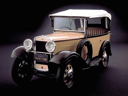 1932 Datsun 12 Phaeton 1