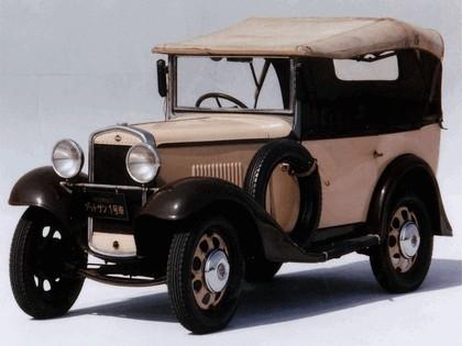 1932 Datsun 12 Phaeton 2
