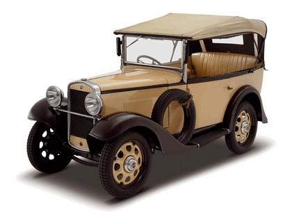 1932 Datsun 12 Phaeton 4