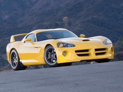 2007 Hennessey Venom 1000 twin turbo ( based on Dodge Viper SRT10 ) 1
