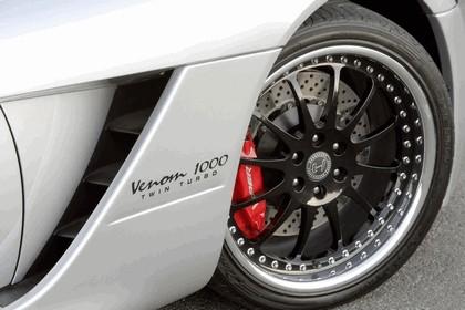 2007 Hennessey Venom 1000 twin turbo ( based on Dodge Viper SRT10 ) 5