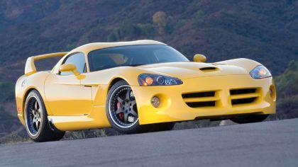 2007 Hennessey Venom 1000 twin turbo ( based on Dodge Viper SRT10 ) 1